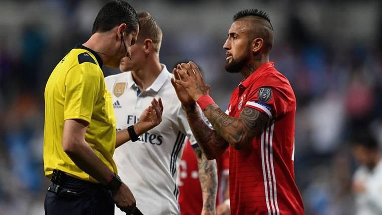El Bayern encadena dos años sufriendo los 'robos' del Madrid