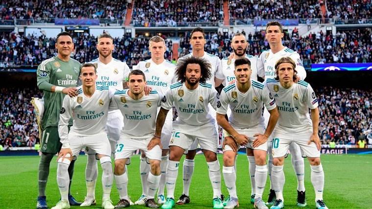 Peligra el Clásico para un titular indiscutible del Real Madrid