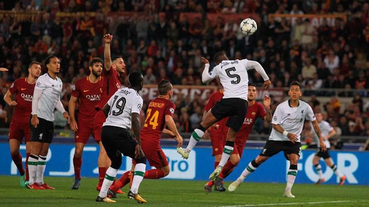 El Liverpool, a la final de Champions ante una Roma que murió en la orilla (4-2)