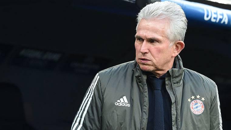 Heynckes señaló a los árbitros como un motivo de las cuatro finales de Champions del Madrid