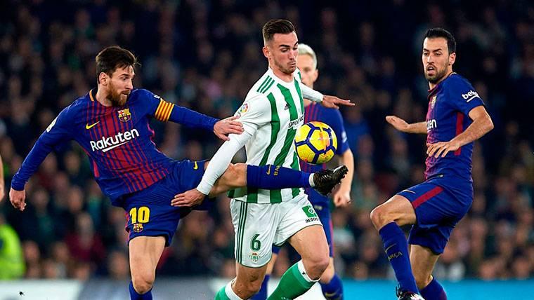 El motivo por el que Fabián Ruiz rechazó dos veces al Barça