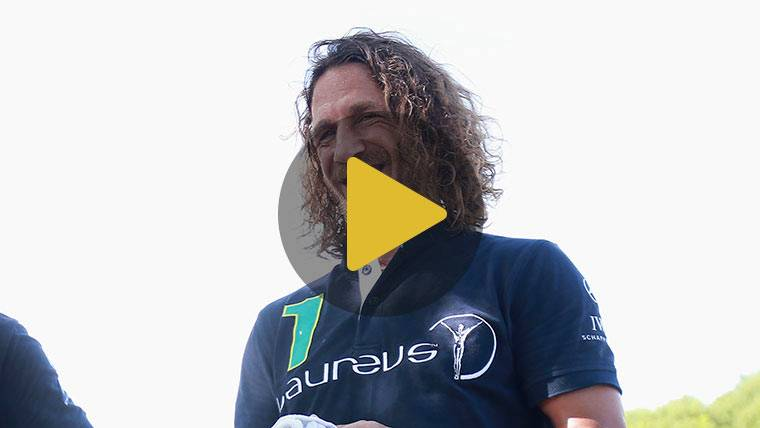 Carles Puyol recibirá el 'One Club Man Award' del Athletic Club