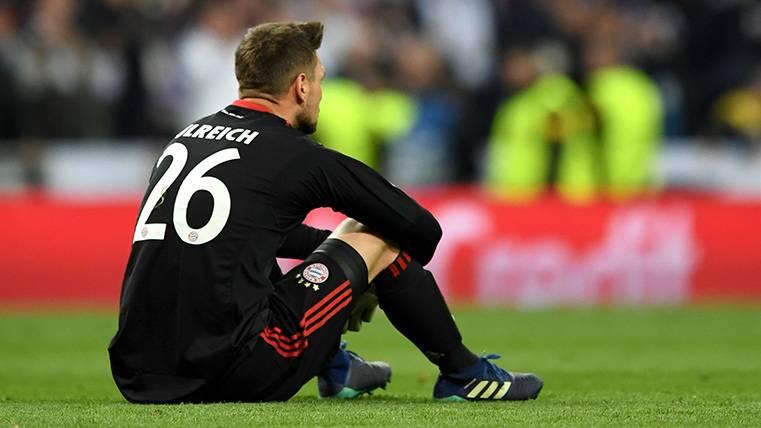 Las confesiones de Sven Ulreich tras su error garrafal contra el Real Madrid