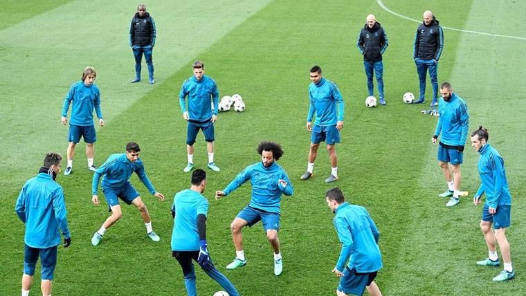 El Real Madrid recupera a dos piezas clave antes del Clásico