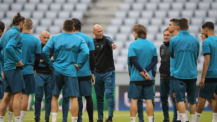 Baja importante en la convocatoria del Real Madrid para el Clásico