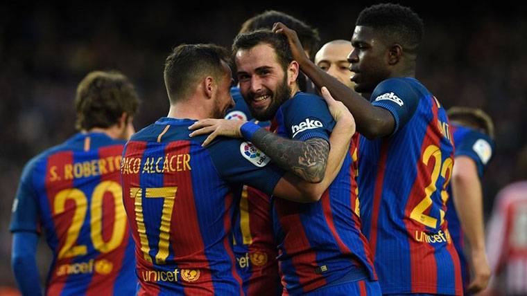 Dos salidas aseguradas y una opcional para el Barça 2018-19