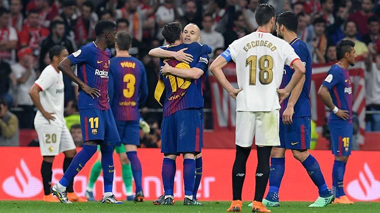Barça y Sevilla podrían quedarse sin fechas para jugar la Supercopa de España