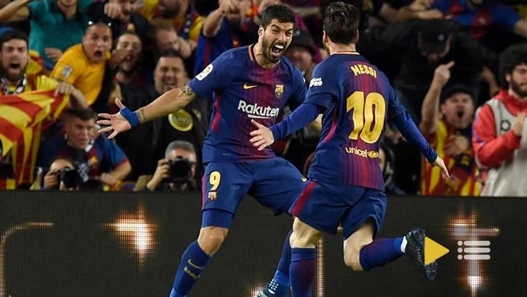 Vídeo resumen: FC Barcelona 2 Real Madrid 2 (LaLiga J36)