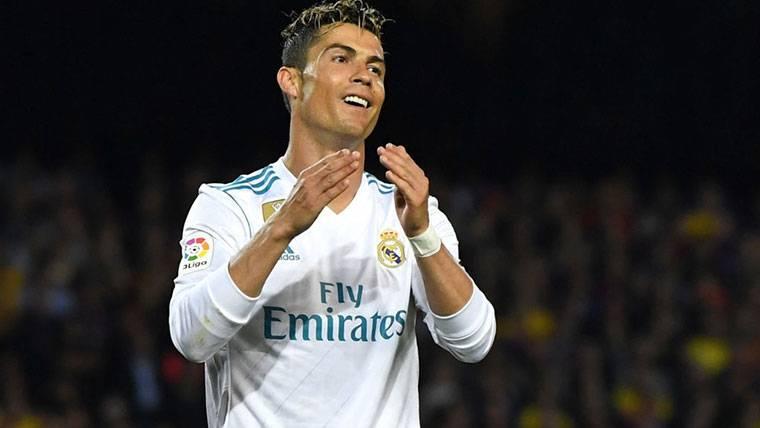 Cristiano, con un esguince que podría mermarle en la final de Champions League