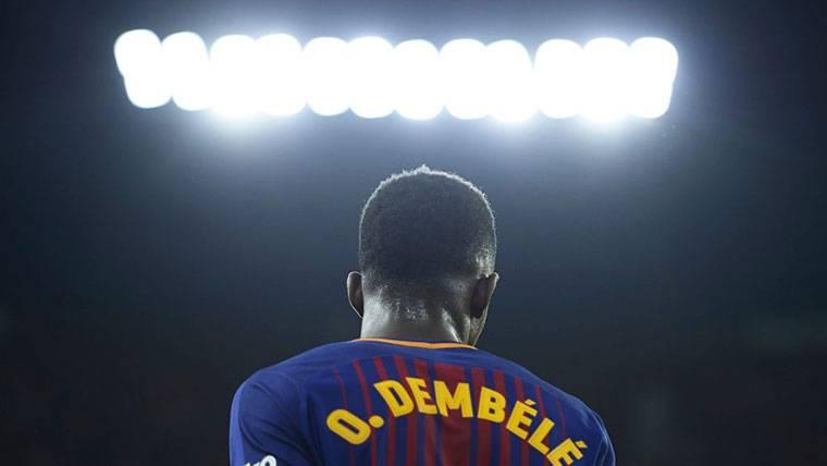 Respuesta tajante del Barça sobre la cesión de Dembélé
