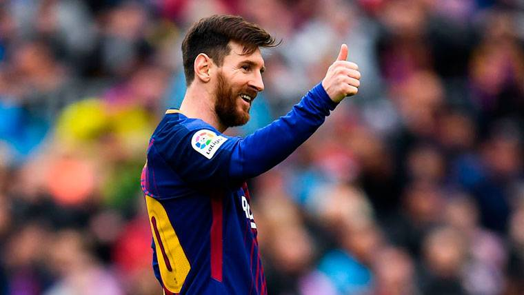 El tremendo elogio de una ex estrella británica a Leo Messi