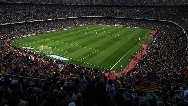 El Barça podría ser sancionado por los insultos del Camp Nou al Real Madrid