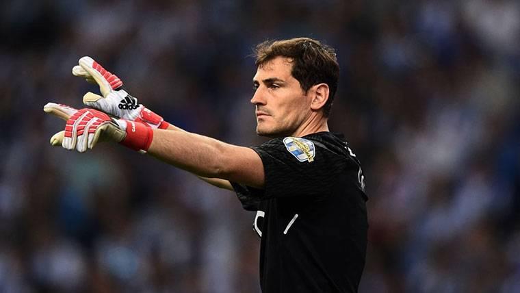 """Casillas: """"A lo mejor yo sí hubiese hecho el pasillo al Barça"""""""
