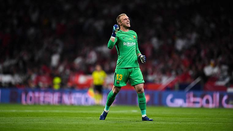 Cillessen vuelve a demostrar que el Barça no tiene portero suplente, sino dos titulares