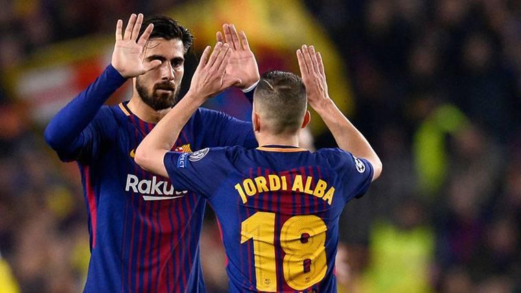 El Barça tiene previsto esperar para traspasar a André Gomes