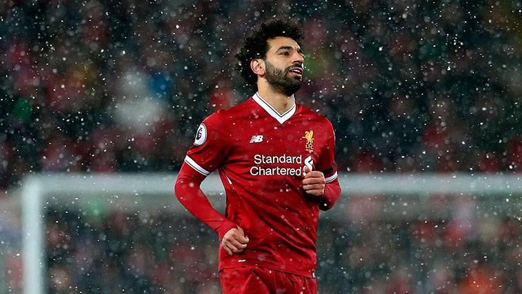 Toque de atención de Jürgen Klopp por los excesivos compromisos de Mohamed Salah