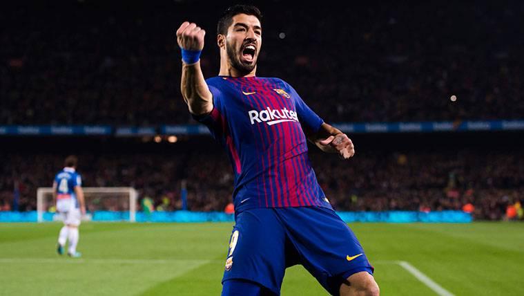 Suárez sigue demostrando que es el mejor delantero centro de la historia reciente del Barça