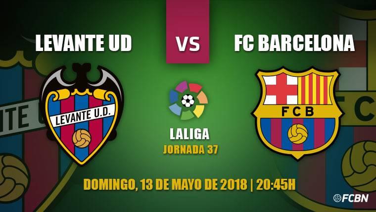 Levante-Barcelona: Coro de rotaciones sin Messi de voz cantante