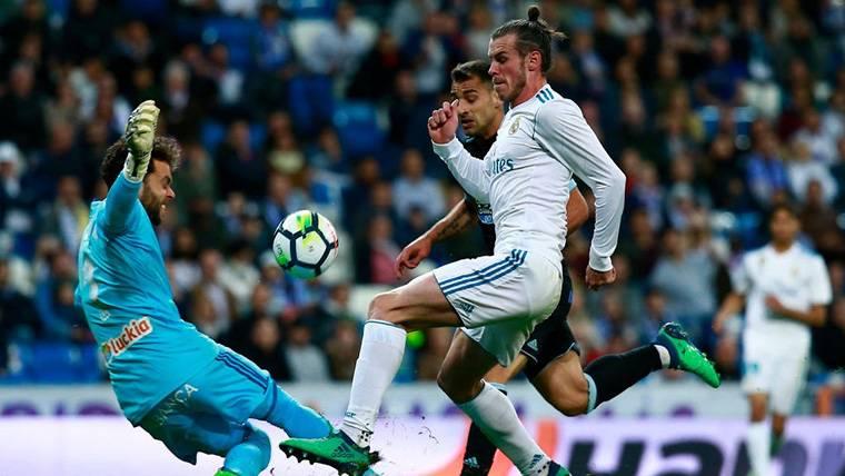 El Real Madrid golea al Celta con Bale de protagonista (6-0)