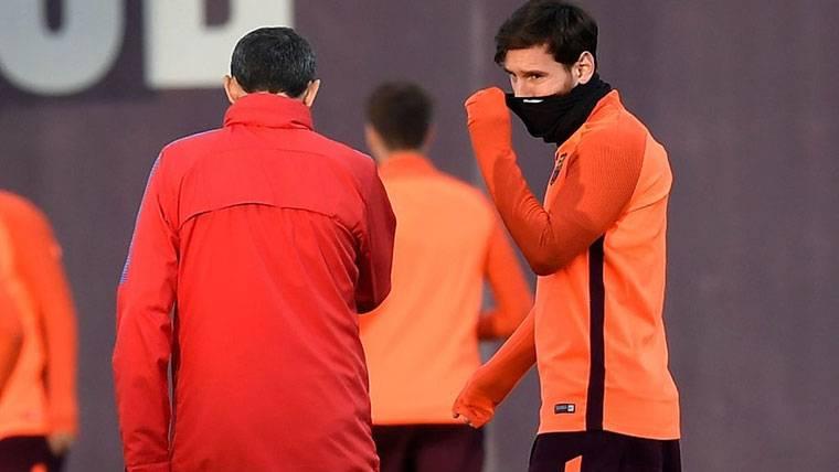 """""""Si yo fuera Messi, empezaría ya la pretemporada para el Mundial"""""""