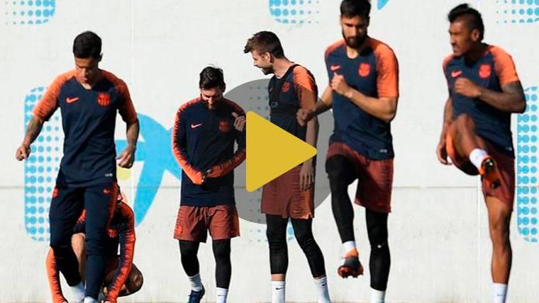 Lista de convocados de Valverde para el Levante-Barcelona