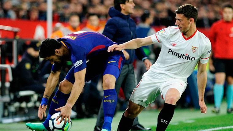 Lenglet podría llegar al FC Barcelona