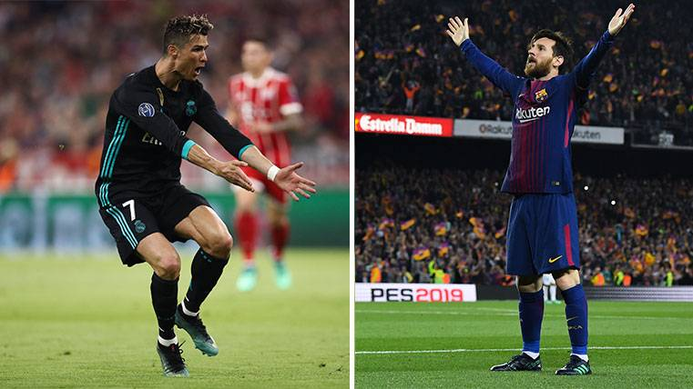 Cristiano Ronaldo y Leo Messi, dos personalidades muy distintas
