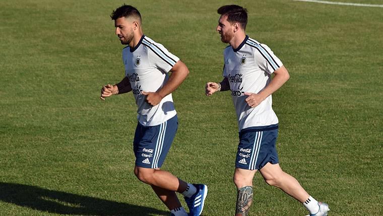 El Barça pudo juntar a Messi y Agüero en el verano de 2014
