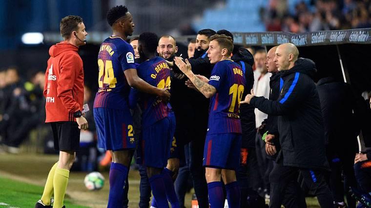 SOLUCIÓN:¡El Betis podría llevarse hasta cuatro descartes del Barça!
