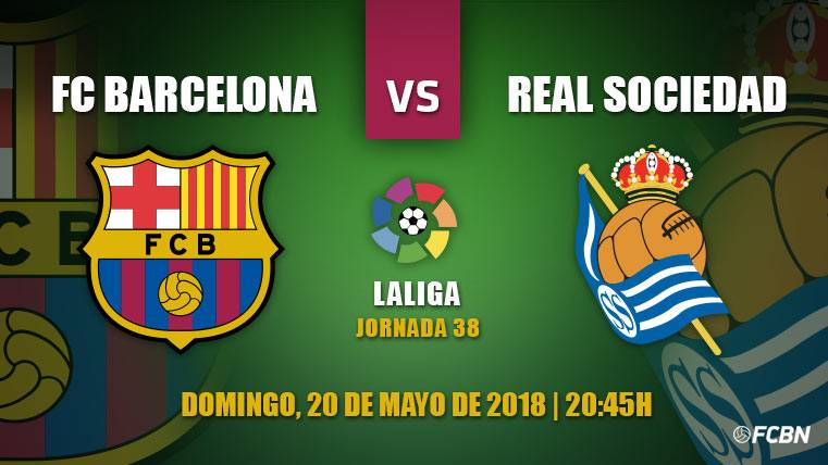 El Barça dice adiós a LaLiga buscando una gran despedida para Andrés Iniesta