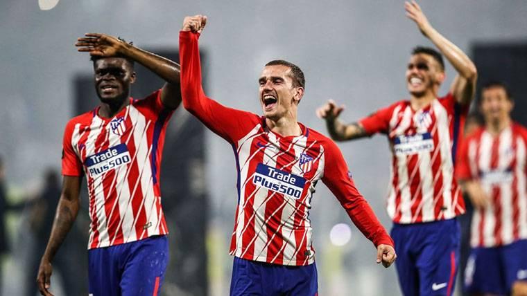 Desvelan cuál será el contrato de Griezmann en el Barcelona