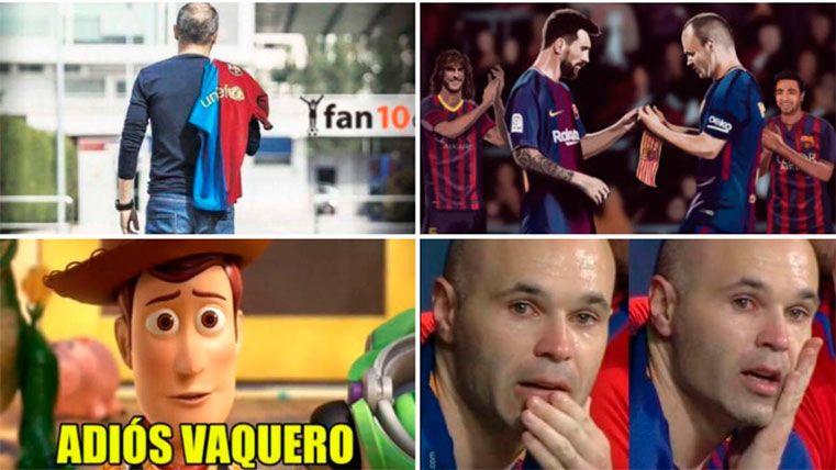 Estos son los mejores 'memes' del FC Barcelona-Real Sociedad