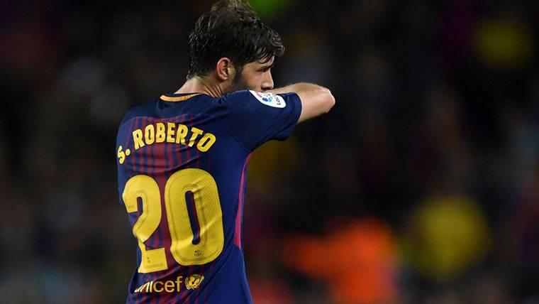 OFICIAL: Sergi Roberto, fuera de la lista de España para el Mundial
