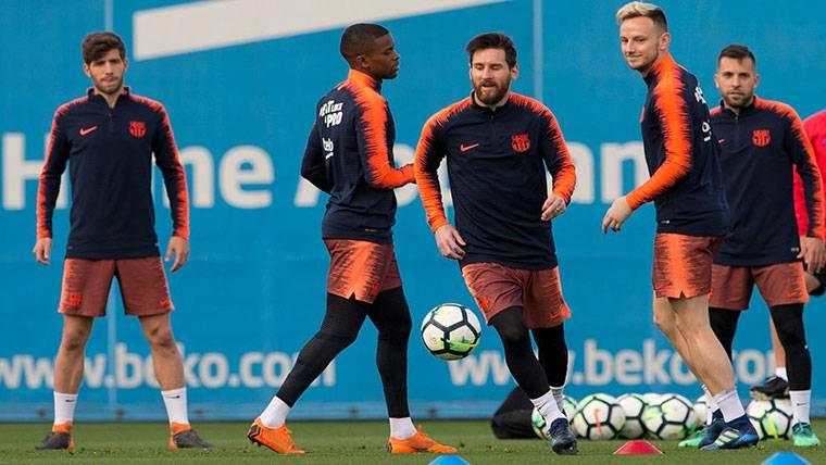 Ocho jugadores del FC Barcelona no jugarán el Mundial 2018