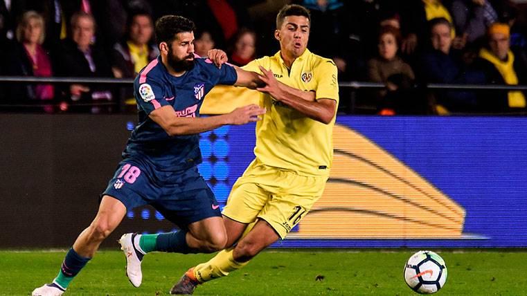 El Villarreal se acuerda del Barça y critica al Atlético por el fichaje de Rodri Hernández