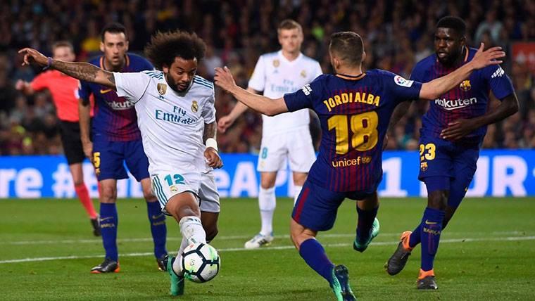 El FC Barcelona iguala la mayor ventaja histórica frente al Real Madrid en una Liga