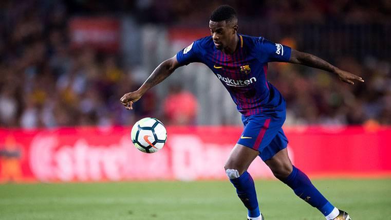 Nélson Semedo brilla y se consolida en el Barça en el tramo final de LaLiga