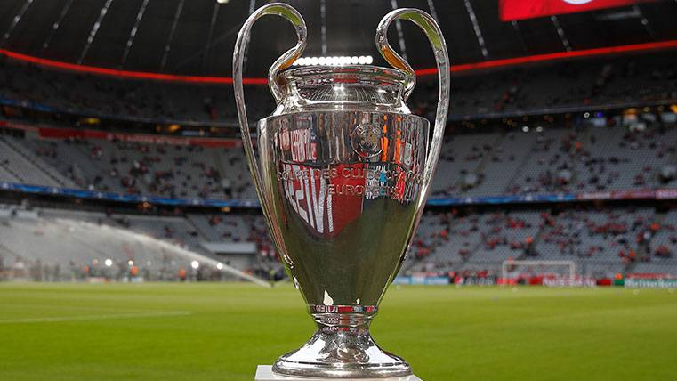 Los bombos para la Champions 2018-19, prácticamente definidos