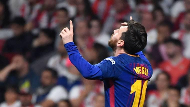 OMNIPOTENTE: Messi, líder de 13 'ránkings' de LaLiga 2017-18