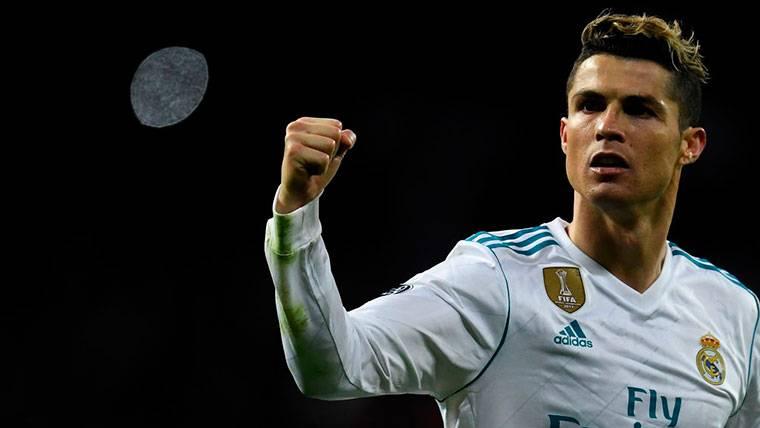 La última sobrada de Cristiano Ronaldo sobre la Champions