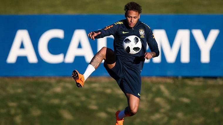 DECIDIDO: Neymar ya sabe dónde jugará la próxima temporada