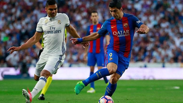 Casemiro se pronuncia sobre un posible fichaje por el Barça