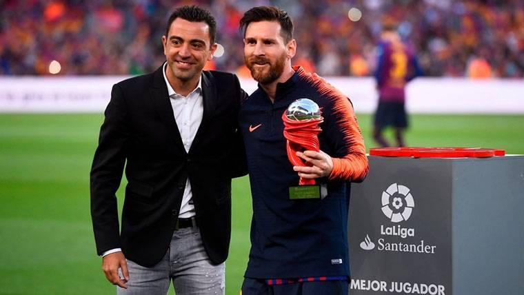 """""""Seguro que Xavi Hernández será entrenador del Barcelona"""""""
