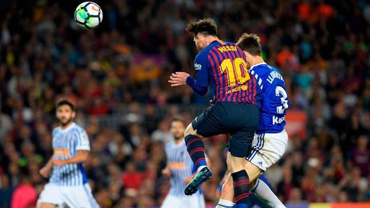 Messi puede llegar a la novena renovación en el FC Barcelona