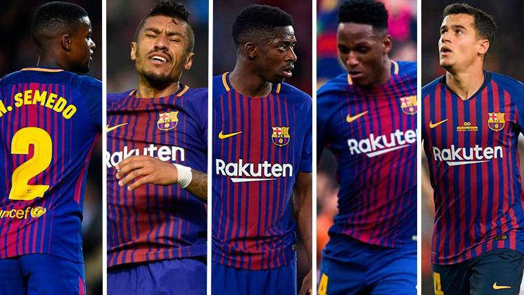 ANÁLISIS: Así han rendido los 5 fichajes del Barcelona 2017-18