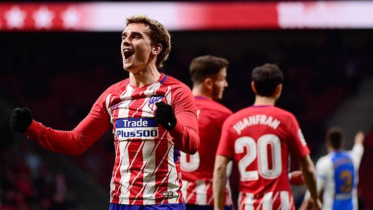 Presiones para que Griezmann se quede en el Atlético de Madrid