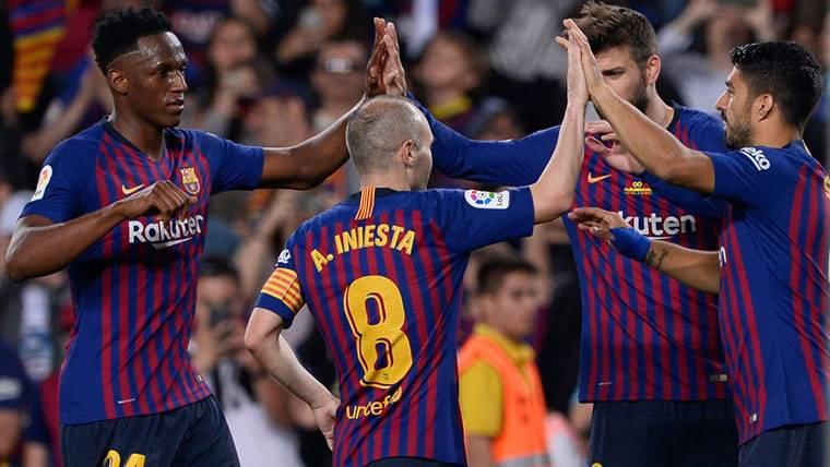 """Yerry Mina se niega a salir del Barça: """"Quiero triunfar aquí"""""""