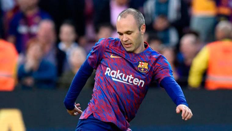 El Barça tiene solución: el relevo de Iniesta está en la cantera