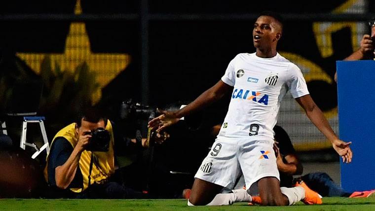 El Barça está en Brasil para negociar por Rodrygo y Arthur