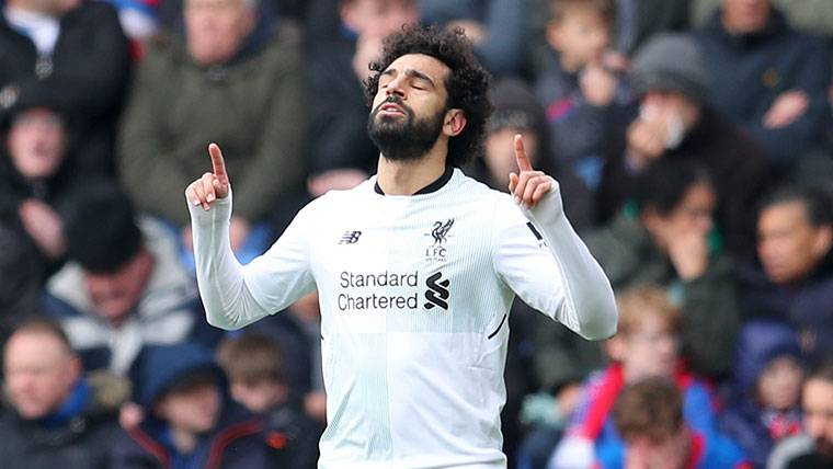 ¡Salah interrumpe el Ramadán para la final ante el Real Madrid!